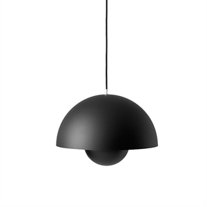 &tradition Flowerpot Pendant VP7 Mat Black