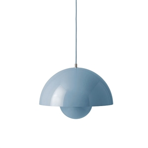 &tradition Flowerpot Pendant VP7 Light Blue