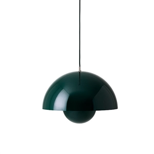&tradition Flowerpot Pendant VP7 Dark Green
