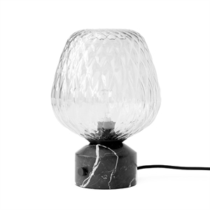 &tradition Blown SW6 Table Lamp Clear Glass