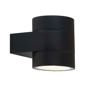 Antidark DOLIO W90 Outdoor Wall Light Black