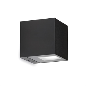 Antidark ARCA W100 Outdoor Wall Light Black