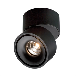 Antidark Easy Mini W75 Wall Light LED Black