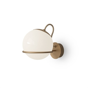 Astep Model 237/1 Wall Light Champagne