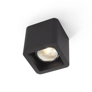 Trizo 21 Code 1 IN Spot & Ceiling lamp Black