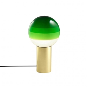 Marset Dipping Light Table Lamp Green Small