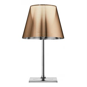 Flos KTribe T2 Table Lamp Bronze