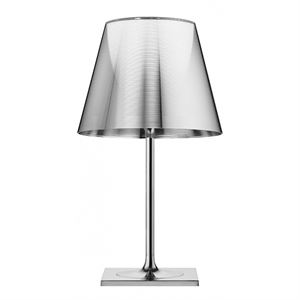 Flos KTribe T2 Table Lamp Silver