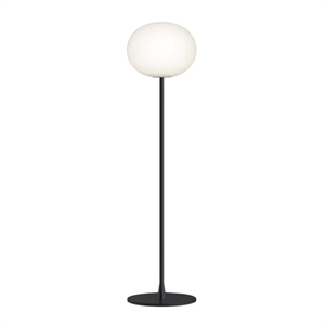 Flos Glo-Ball F1 Floor Lamp Black