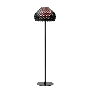 Flos TATOU Floor Lamp Black