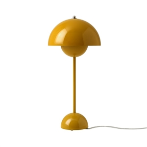 &tradition Flowerpot VP3 Table Lamp Mustard Yellow