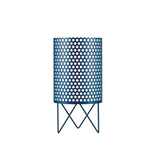 GUBI  Pedrera ABC Table Lamp Blue
