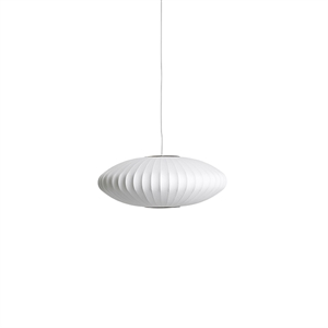 HAY Nelson Saucer Bubble Pendant Small White