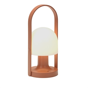 Marset FollowMe Terracotta Table Lamp