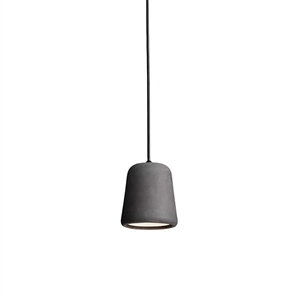 NEW WORKS Material Pendant Concrete Dark Grey