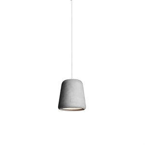 NEW WORKS Material Pendant Concrete Light Grey