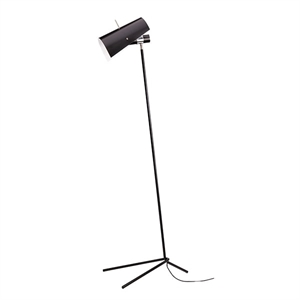 Nemo Claritas Floor Lamp Black