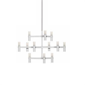 Nemo Crown Minor Pendant White
