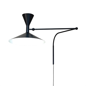 Nemo Lampe de Marseille Wall Light Black