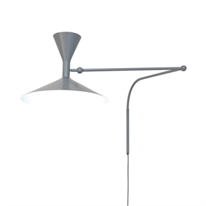 Nemo Lampe de Marseille Wall Light Matt Grey