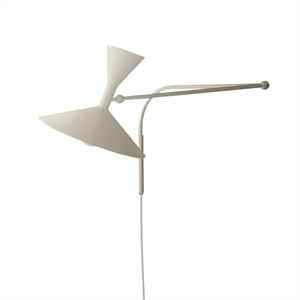 Nemo Lampe de Marseille Wall Light White