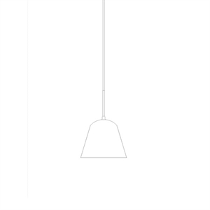 NORR11 Line One Pendant White
