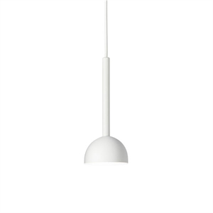 Northern Blush Pendant White