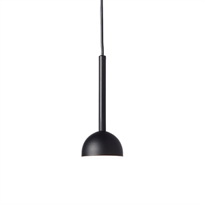 Northern Blush Pendant Black