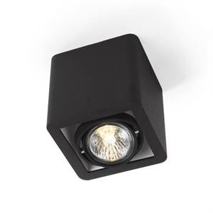 Trizo 21 R51 UP Spot & Ceiling lamp Black