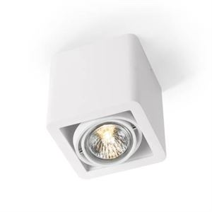 Trizo 21 R51 UP Spot & Ceiling lamp White