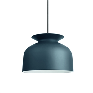 GUBI Ronde Pendant Anthracite  Grey Large