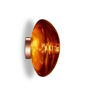Tom Dixon Melt Surface Wall/Ceiling Light LED Copper Large