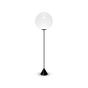 Tom Dixon Opal Cone Floor Lamp White