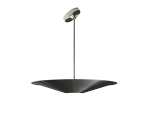 Pandul Magnussen Uplight Ceiling Light Brushed Aluminium