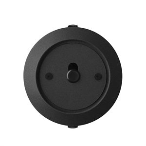 Vipp Wall mounting Black