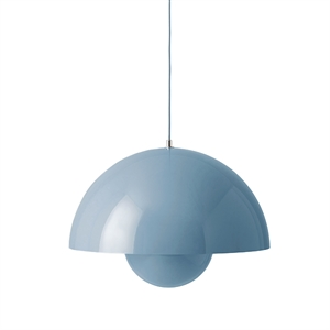 &tradition Flowerpot VP2 Pendant Light Blue