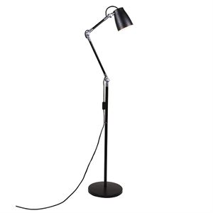 Astro Atelier Floor Lamp Black