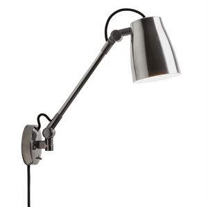 Astro Atelier Grande Wall Light Polished Aluminium