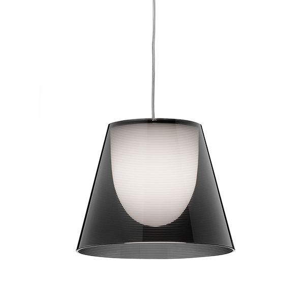 Flos KTribe S1 Pendant Fumé/Smoke-coloured