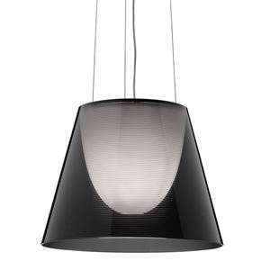Flos KTribe S3 Pendant Fumé/Smoke-coloured
