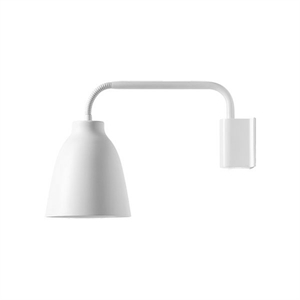 Fritz Hansen Caravaggio Read HSP Wall Lamp White