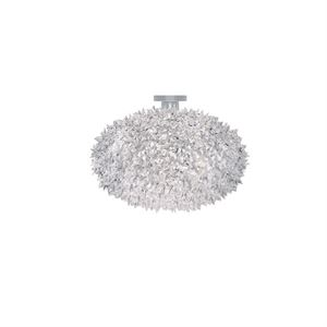 Kartell Bloom Ceiling Lamp C1 Crystal