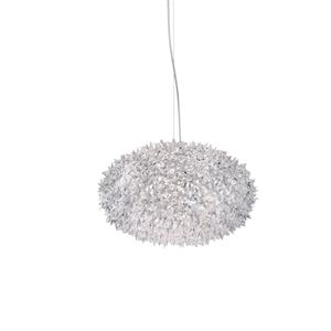 Kartell Bloom Pendant S1 Crystal