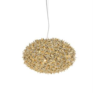 Kartell Bloom Pendant S1 Gold