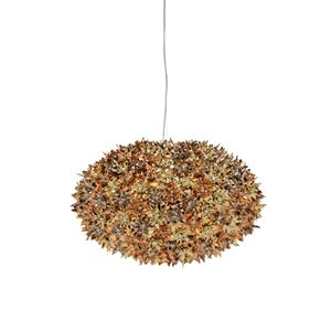 Kartell Bloom Pendant S1 Gold/Bronze/Copper