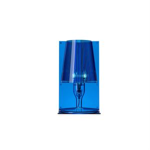 Kartell Take Table Lamp Blue