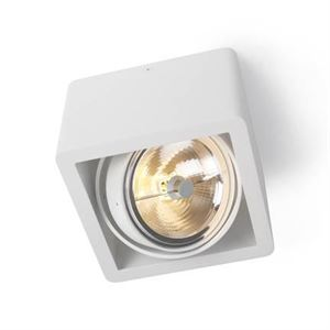 Trizo 21 R110 UP Spot & Ceiling lamp White