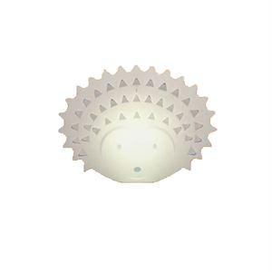 Zoolight Sunny Hedgehog Children's Wall lamp